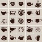 Coffee set — Stock Vector #48529515