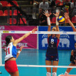 FIVB Volleyball World Grand Prix 2013 — Stock Photo