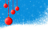 Abstract merry christmas background — Stock Photo