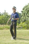 Golfista — Foto de Stock