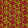 Seamless geometric pattern vector illustration — 图库矢量图片