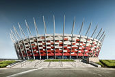 National Stadium of Poland — Stock Photo