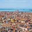 Royalty-Free Stock Photo: Venice cityscape - view from Campanile di San Marco. Italy