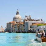 Venice Grand canal, Italy — Stock Photo