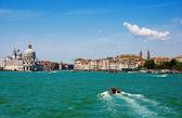 Venetian Lagoon, Venice, Italy — Stock Photo