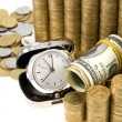 Time is money — Stock Photo #22517481