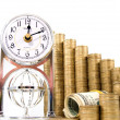 Time is money — Stock Photo #22517543