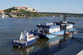 River police Novi Sad — Stock Photo