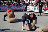 Strongman Championship — Stock Photo
