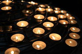 Little candles — Stock Photo