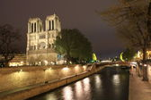 Norte dame de Paris — Stock Photo
