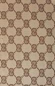 Коричневый ткань с очередной текстуры — Стоковое фото