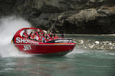 Shotover Jet — Stock Photo