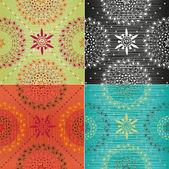 Set of textures in trendy colors — Vetorial Stock