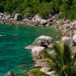 Beautiful SeKoh Nangyuan, Koh Tao — Stock Photo #12095329