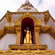 Pagoda in the temple of Thailand  — Stock Photo