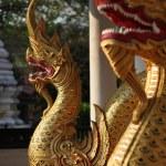 King of Nagas Chiang Mai, Thailand 2 — Stock Photo