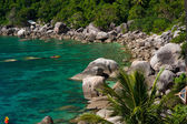 The beautiful Sea Koh Nangyuan, Koh Tao — Stock Photo