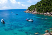 Sea Koh Tao — Stock Photo