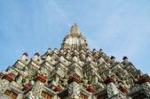 Phra Prang of Wat Arun temple — Stock Photo