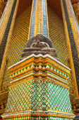 Image of Buddha of Wat Phra Kaew temple — Stock Photo