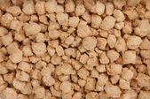 Bunch of chickpeas forming a background — Stock Photo