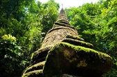 Staré pagody staré město v historický národní — Stock fotografie
