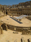 The Colosseum in Tunisia — Stock Photo