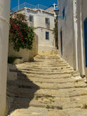 View of Sidi Bou Said city — Stock Photo