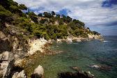 Landscapes of the Costa Brava — Stock Photo