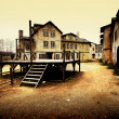 Stock fotografie: Ghost town
