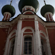 Church of the Golden Ring of Russia — Stock Photo