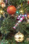 Weihnachtsbaum ornament — Stockfoto