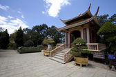 Buddhist monastery in Dalat Vietnam — Stock Photo