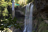 Waterfall in the jungle Baolok Vietnam — Stock Photo