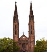 Sankt bonifatius kyrka — Stockfoto
