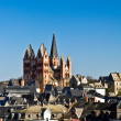 Limburger Dom — Stock Photo