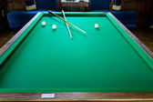 A carom table — Stock Photo