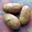 Foto Stock: Potatoes