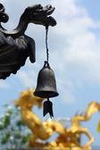 Ancienne cloche de temple. — Photo