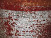 черный и оранжевый цемента — Стоковое фото