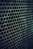 Speaker grid — Stock Photo