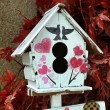 bird house. — Stock fotografie