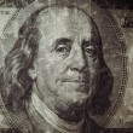 Close-up dollars — Stock Photo #32882419