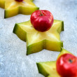 Star fruit — Stock Photo