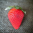 Fresh strawberry. — Stock Photo