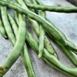 Long bean — Stock Photo
