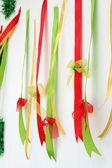 Colorful ribbon — Stock Photo