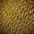 Stock Photo: Gold textile background