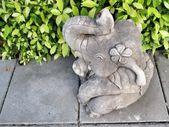 Estátua de elefante — Foto Stock